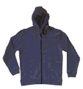 Hooded premium (300-350 GSM) with zip and pocket jacket