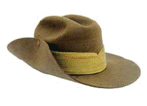 SUEDE / LEATHERITE HAT